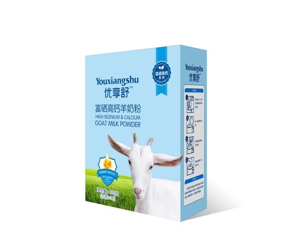 高钙羊奶粉