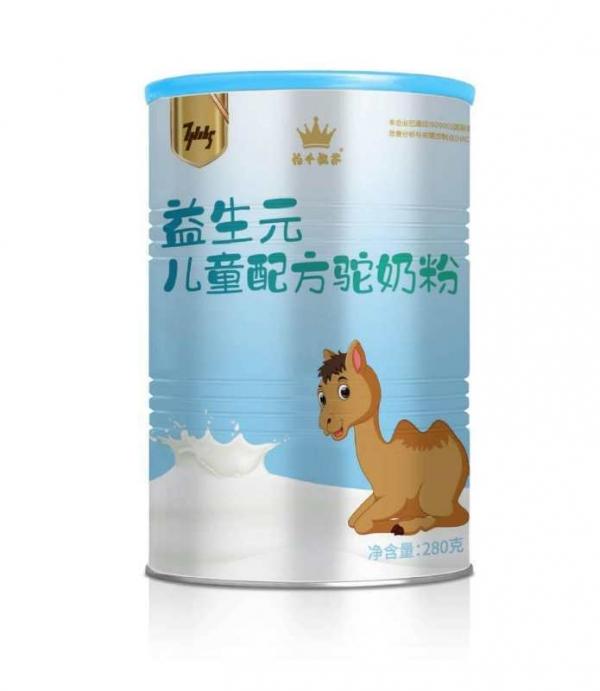 托乎拉苏-益生元儿童配方驼奶粉