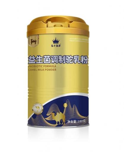 托乎拉苏-益生菌调制驼乳粉